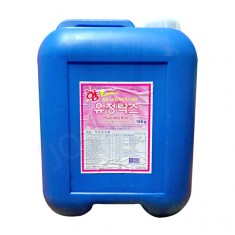 [락스]대용량/유정향락스20kg/사우나/청소세제/화장실/