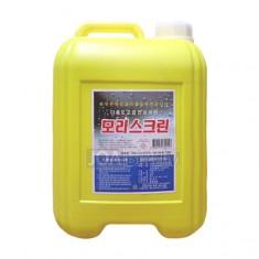 [액체세제]대용량/모리스크린(퐁퐁)/사우나,숙박업소,욕실세제