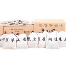[입욕제]종합한약재 12가지/목욕탕/사우나